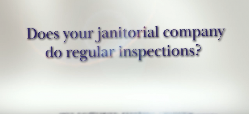 Regular Inspections