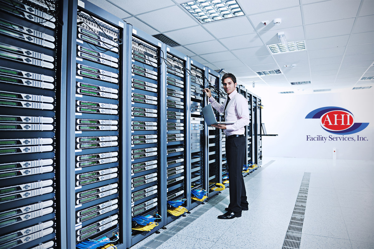 Taking Chances In Clean Rooms & Data Centers   AHI