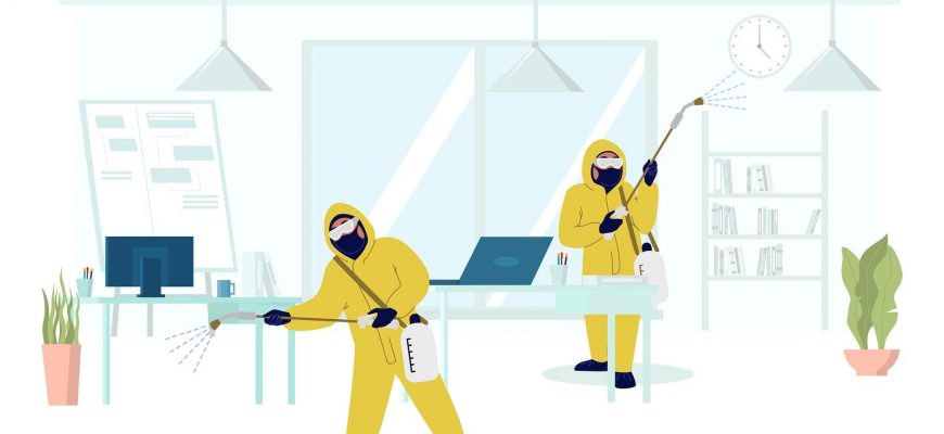 Back to the Office? Here's How to Stay Safe & Keep it Clean!